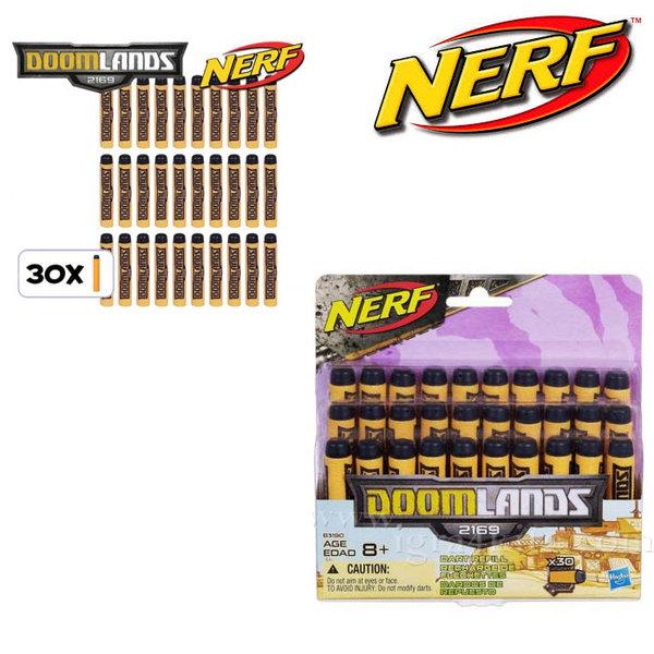 Hasbro Nerf - Нърф Допълнителни стрели 30 бр. b3190