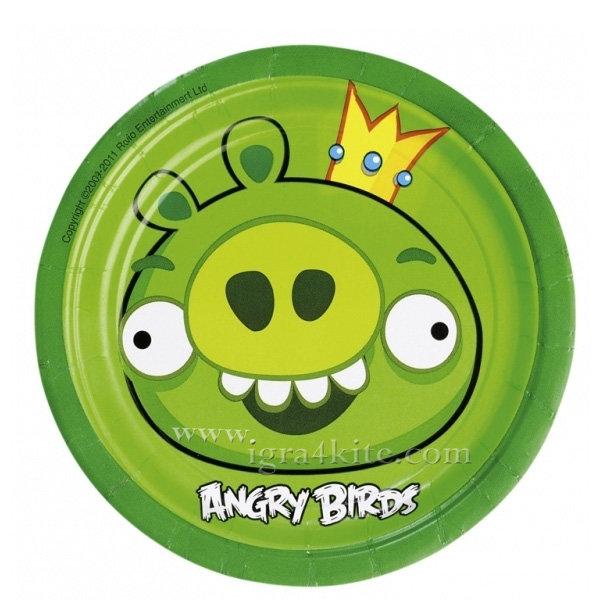 Procos - Angry Birds Парти Чинийки