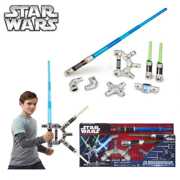 Hasbro Star Wars - Джедайски меч Bladebuilders b2949