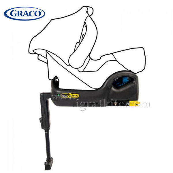 Graco - Основа за столче Snugsafe G8X50129E