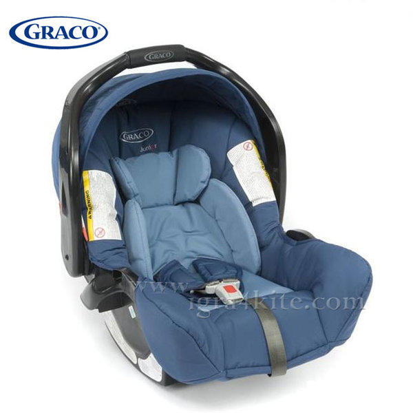 Graco - Столче за кола Junior Baby Pop Art 0-13кг  G8F97PPAE