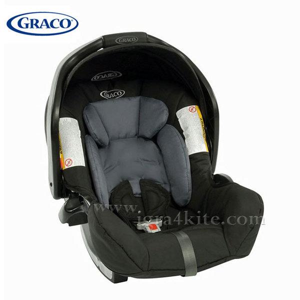 Graco - Столче за кола Junior Baby Sport Luxe 0-13 кг G8F97SLXE