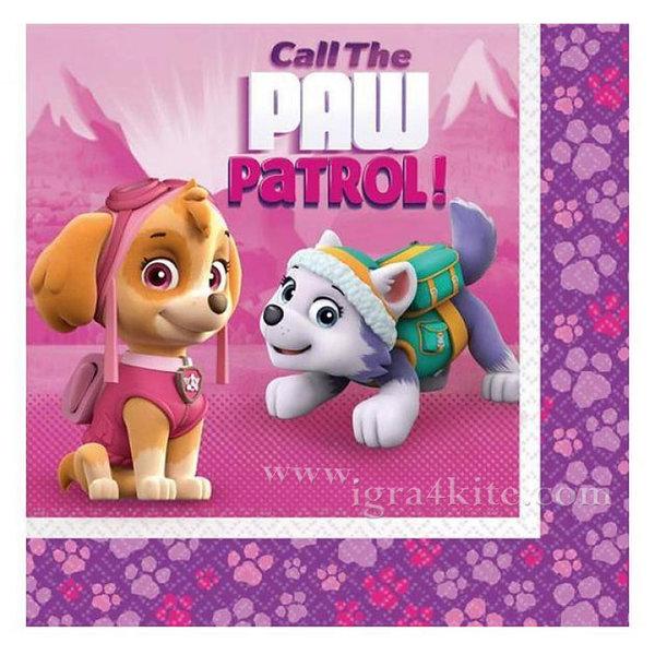 Paw Patrol - Парти салфетки Пес Патрул 9902612