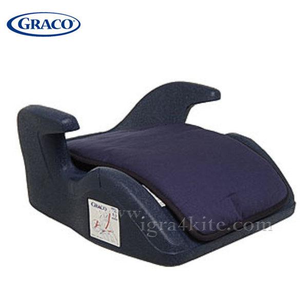Graco - Бебешка седалка за кола Booster Hi-Life Blue 15-36кг G8K98BEUE