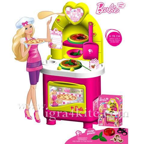 Faro - Barbie Детска пицария 1534