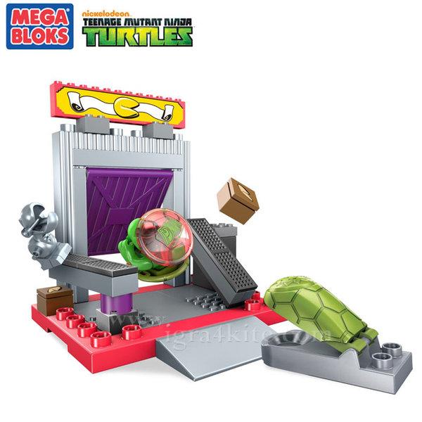 Mega Bloks TMNT - Забавен строител Рафаело в атака DMW46