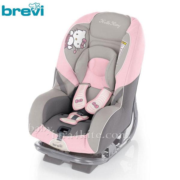 Brevi - Hello Kitty Стол за кола GRAND PRIX 0-18кг