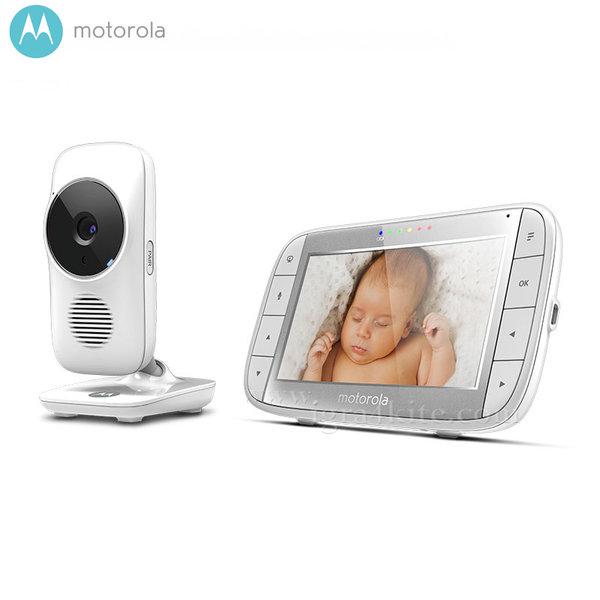 Motorola - Бебефон с дистанционно управляема камера MBP48