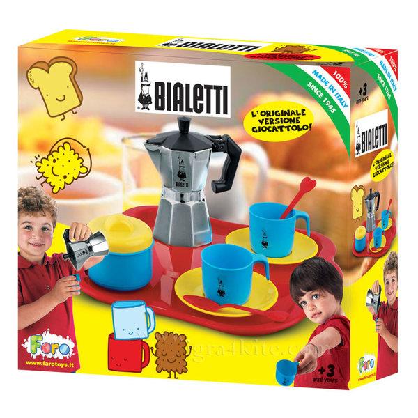 Faro - Bialetti Детска кафемашина с аксесоари 2736