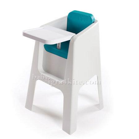 Hoppop - Стол за хранене Trono Aqua