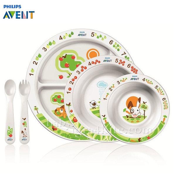 Philips AVENT - Комплект за хранене