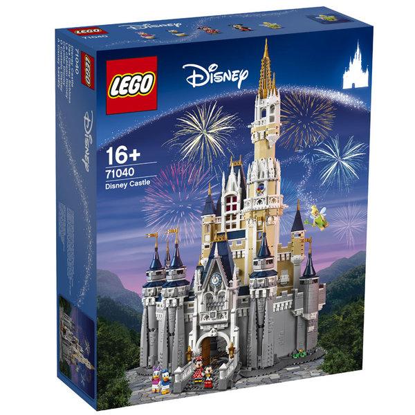 Lego 71040 Disney - Замъкът Дисни
