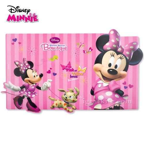 Disney Minnie Mouse - Подложка за хранене Мини Маус