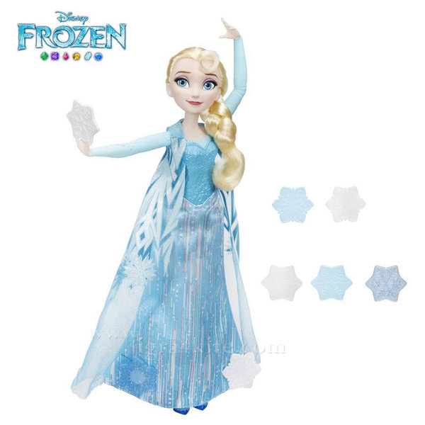 Disney Frozen - Кукла Елза със супер сила b9204