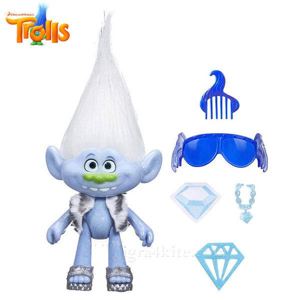 Trolls - Фигурка Тролче GUY DIAMOND 22.5см b6561