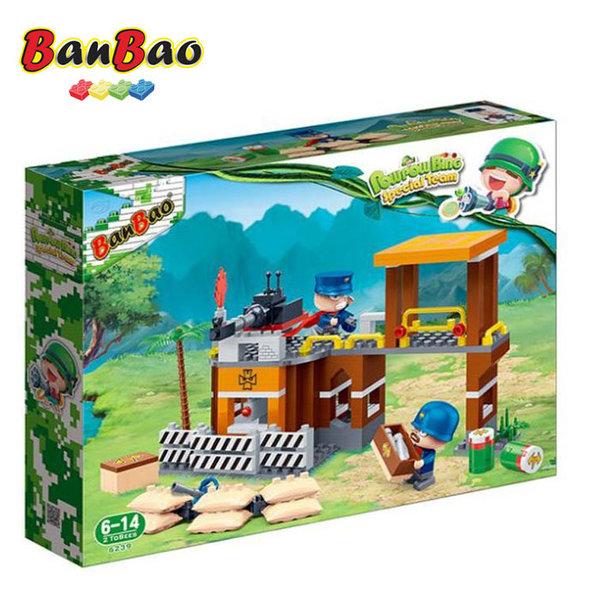 1BanBao - Строител 6+ Pow Pow Bing Наблюдателен пункт 6239