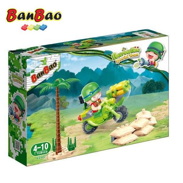 1BanBao - Строител 4+ Pow Pow Bing Горски патрул 6240