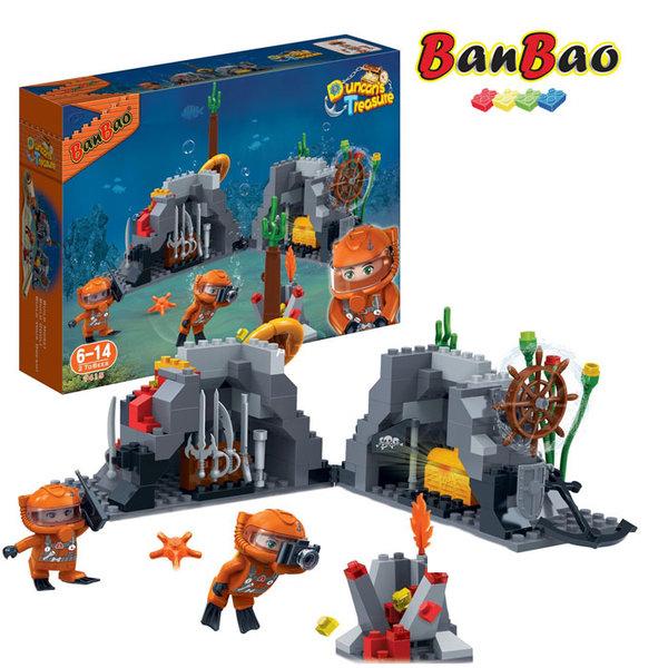 1BanBao - Строител 6+ Съкровището на Дънкан Откриване на съкровище 7415