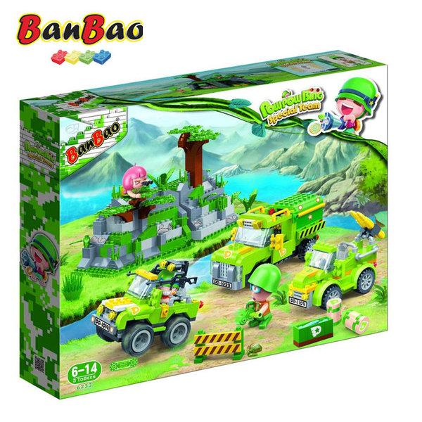 1BanBao - Строител 6+ Pow Pow Bing Тренировъчен лагер 6233