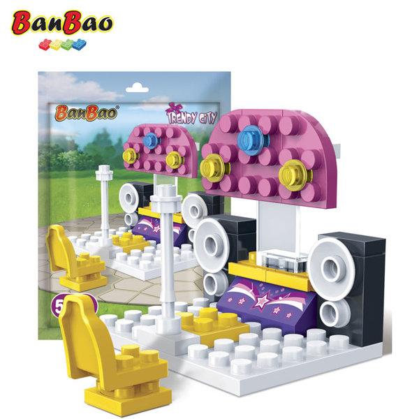 1BanBao - Строител 5+ Мини Сцена 7210