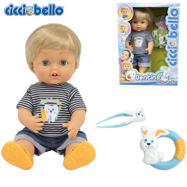 Cicciobello - Кукла Чичобело първо зъбче CCB1001