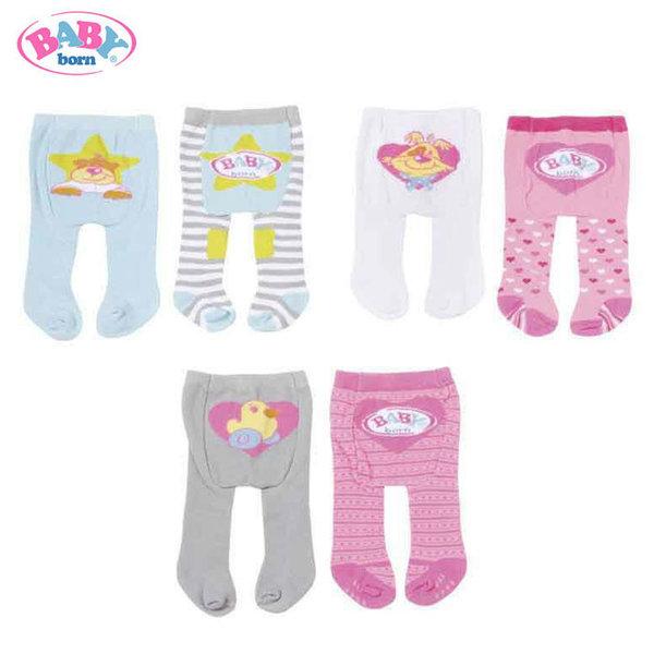Baby Born - Чорапогащник за кукла Бейби Борн 2бр 823569
