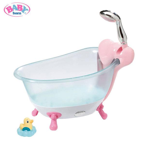 Baby Born - Интерактивна вана за кукла Бейби Борн 824610