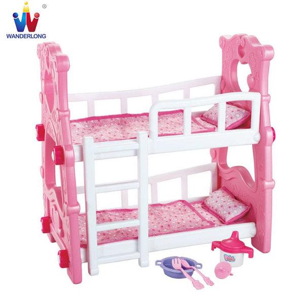 Wanderlong - Двуетажно легло за кукли 6961210