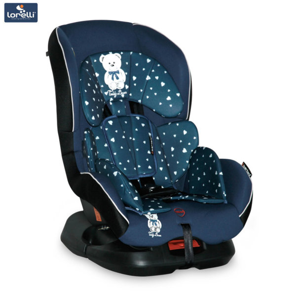 Bertoni - Стол за кола CONCORD DARK BLUE TEDDY BEAR (0-18kg) 10070161832