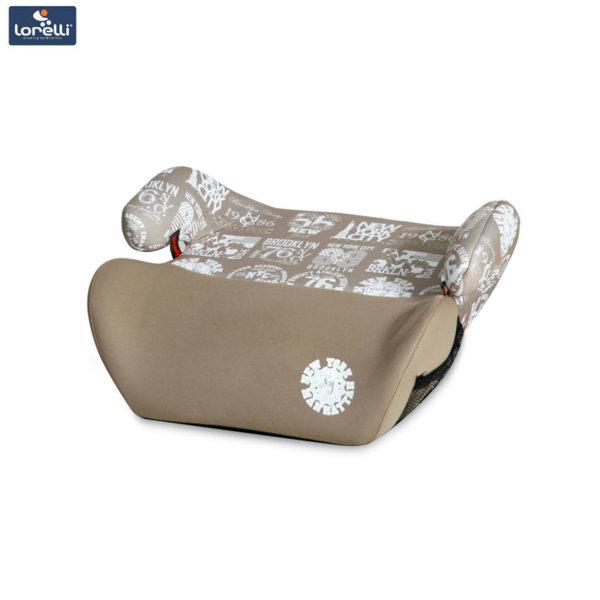 Lorelli - Детска седалка за кола EASY BEIGE (15-36kg) 10070341854