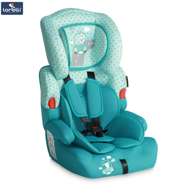 Lorelli - Стол за кола KIDDY AQUAMARINE (9-36kg) 10070011853