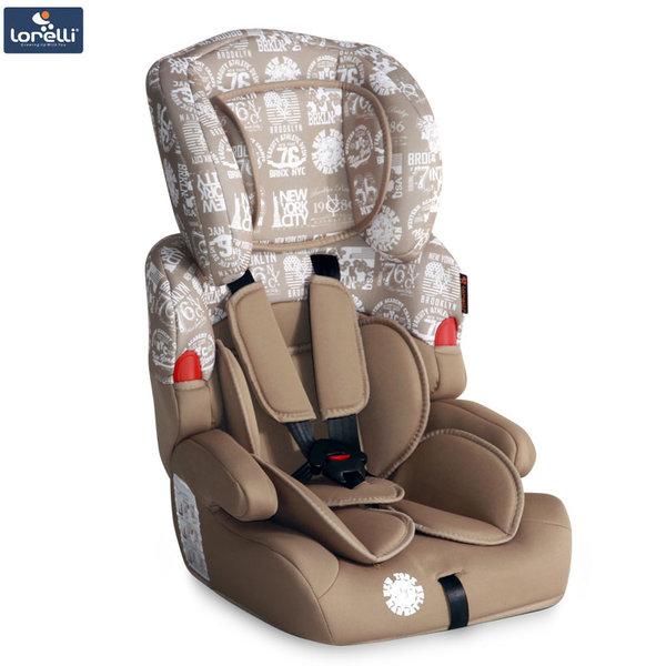 Lorelli - Стол за кола KIDDY BEIGE (9-36kg) 10070011854