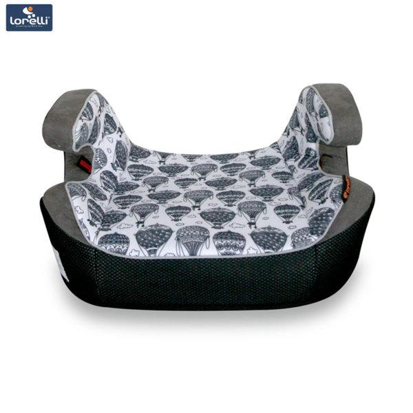 Lorelli - Детска седалка за кола VENTURE GREY BALLOONS (15-36kg) 10070911862
