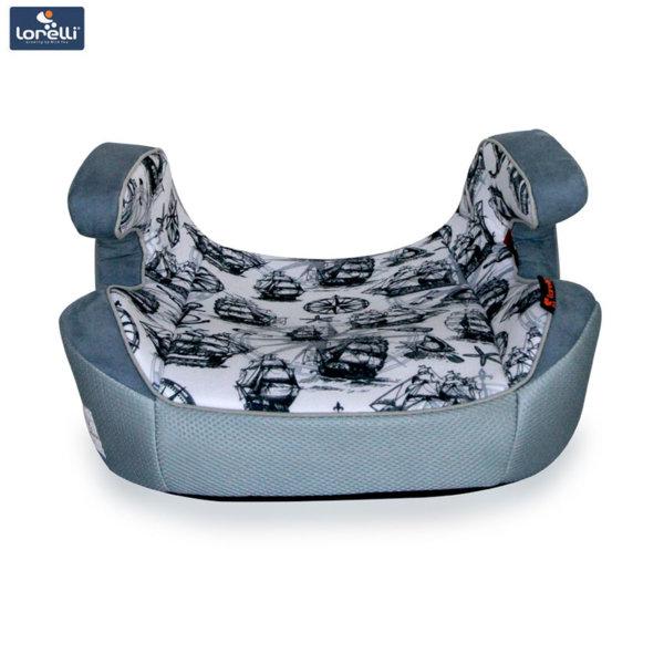Lorelli - Детска седалка за кола VENTURE BLUE MAPS (15-36kg) 10070911861
