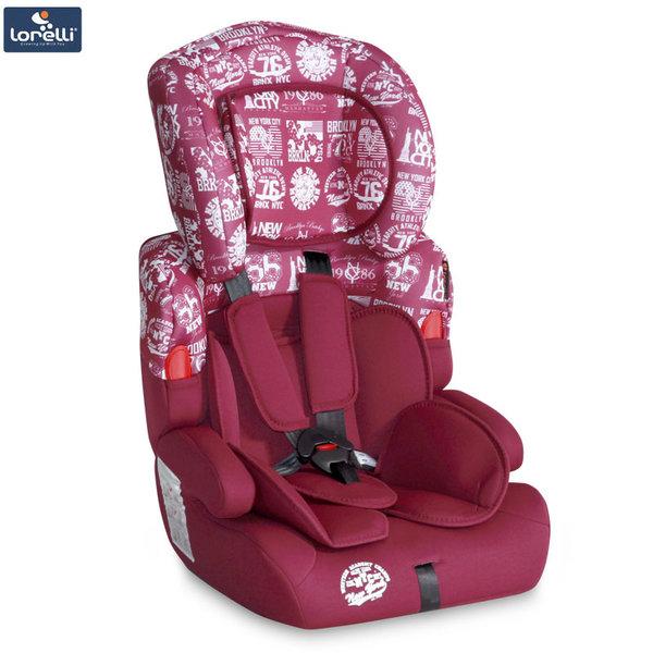 Lorelli - Стол за кола KIDDY RED (9-36kg) 10070011855