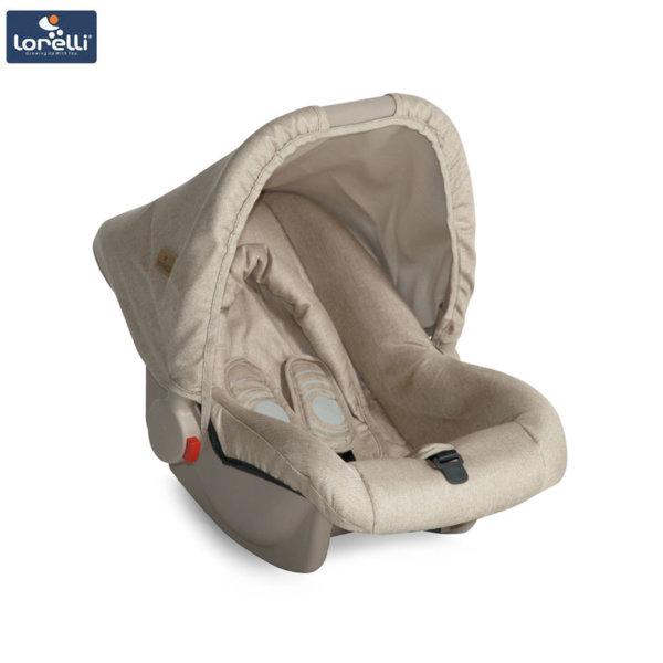 Lorelli - Стол за кола BODYGUARD BEIGE (0-10кг) 10070131826