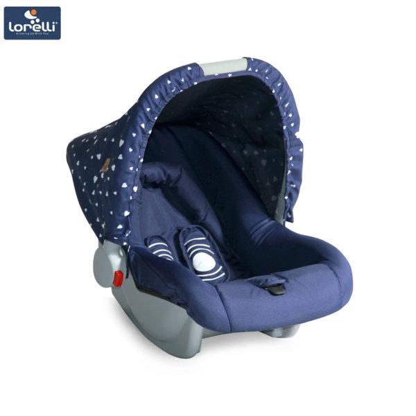 Lorelli - Стол за кола BODYGUARD DARK BLUE (0-10кг) 10070131832