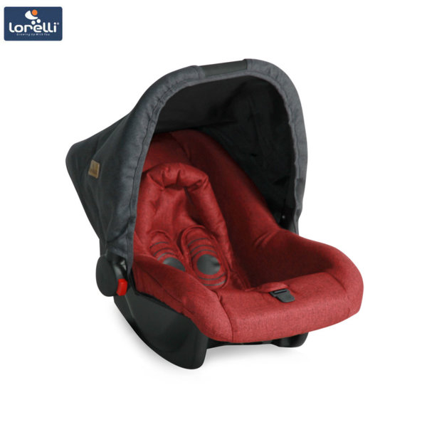 Lorelli - Стол за кола BODYGUARD BLACK&RED (0-10кг) 10070131800