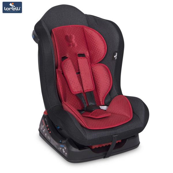 Lorelli - Стол за кола SATURN BLACK&RED (0-18kg) 10070931844