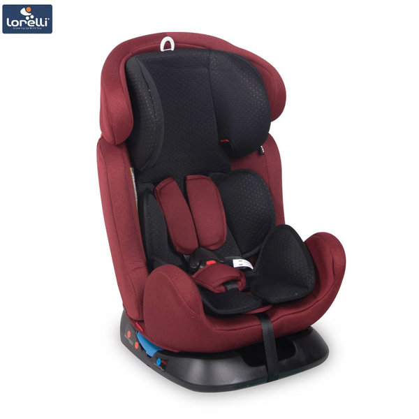 Lorelli - Стол за кола SANTORINI RED&BLACK (0-36kg) 10071181908