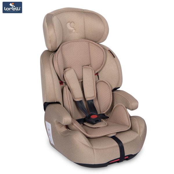 Lorelli - Стол за кола IRIS ISOFIX BEIGE (9-36kg) 10071241905