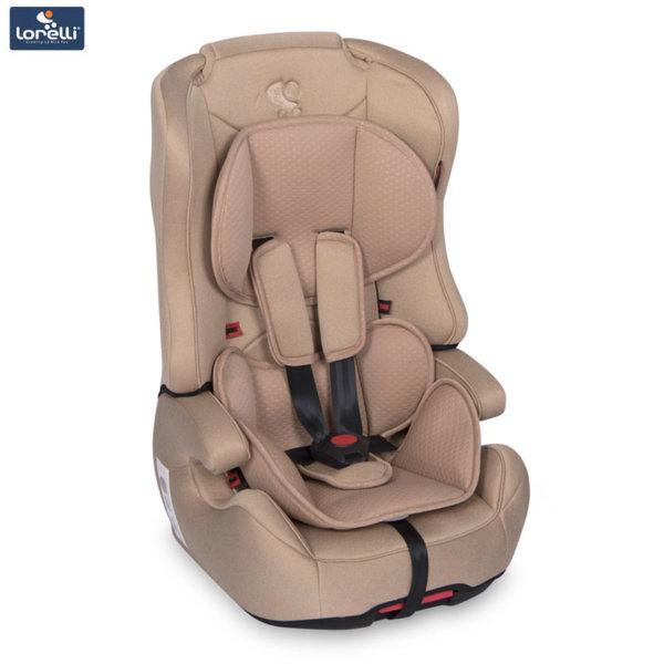 Lorelli - Стол за кола HARMONY ISOFIX BEIGE (9-36kg) 10071251905