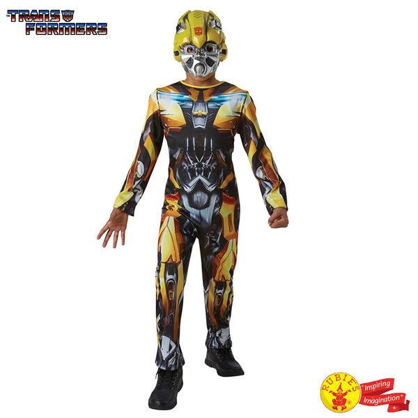 Детски карнавален костюм Transformers Bumble Bee 630992/630991