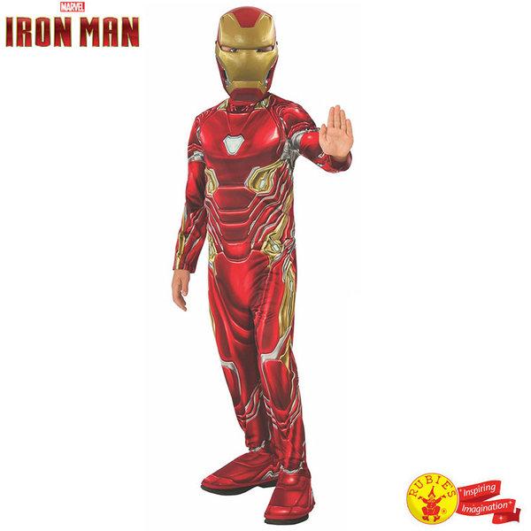 1Детски карнавален костюм Iron Man 641051