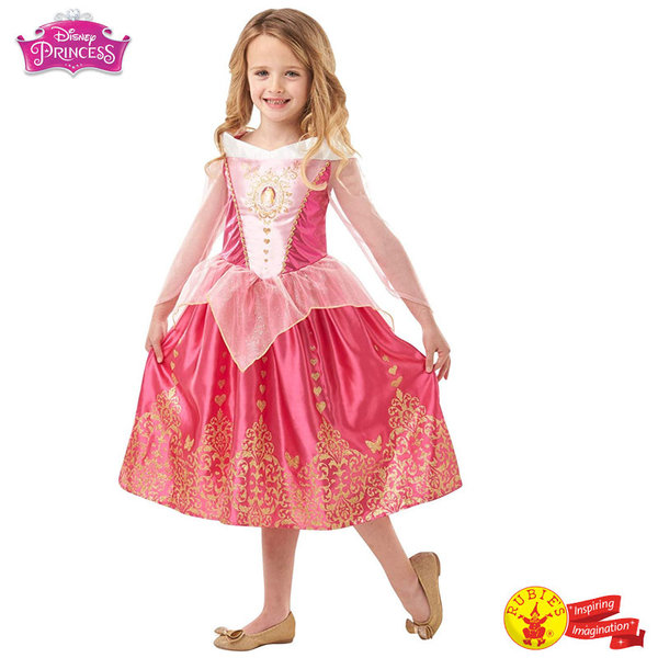 1Детски карнавален костюм Disney Спящата красавица Принцеса Аврора 640714