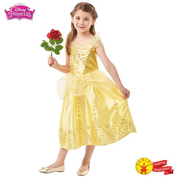 1Детски карнавален костюм Disney Красавицата и звяра Принцеса Бел 640710