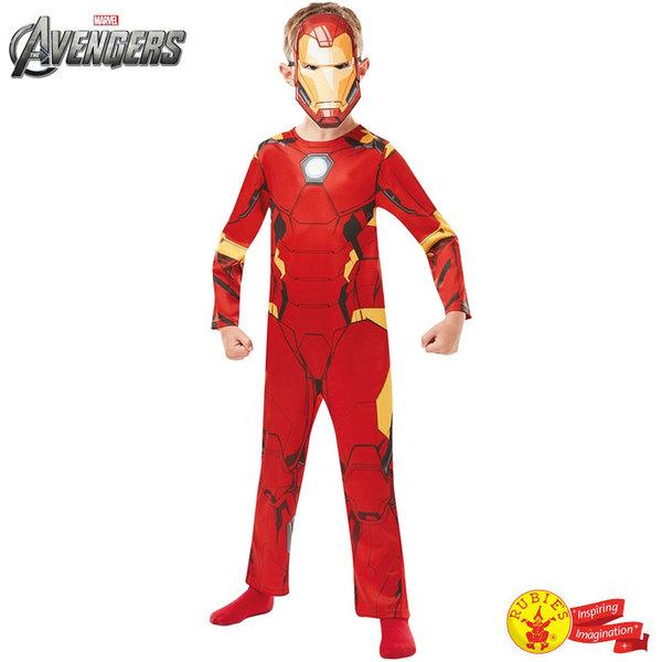 1Детски карнавален костюм IronMan 640829