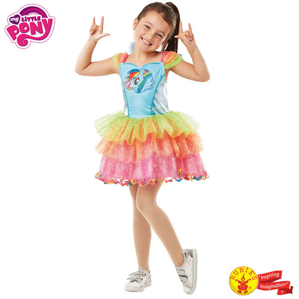 Детски карнавален костюм MY LITTLE PONY Rainbow Dash 640571
