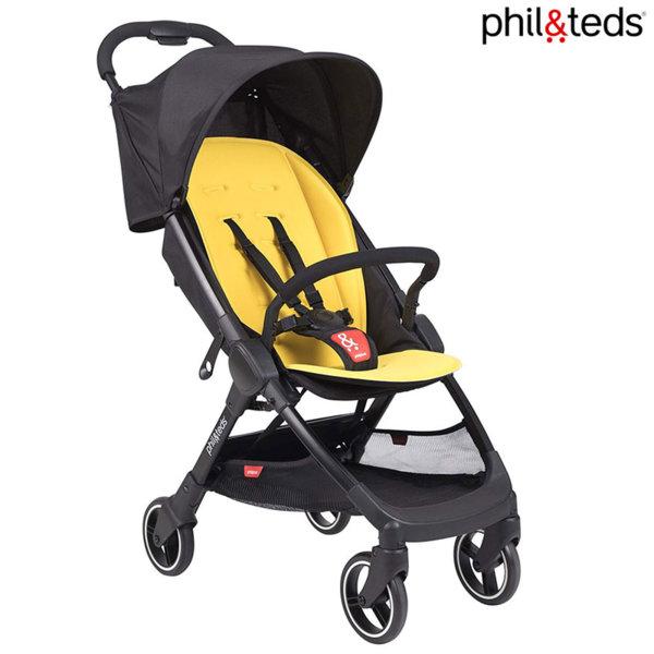 Phil & Teds - Детска количка GO Lemon PT-0237