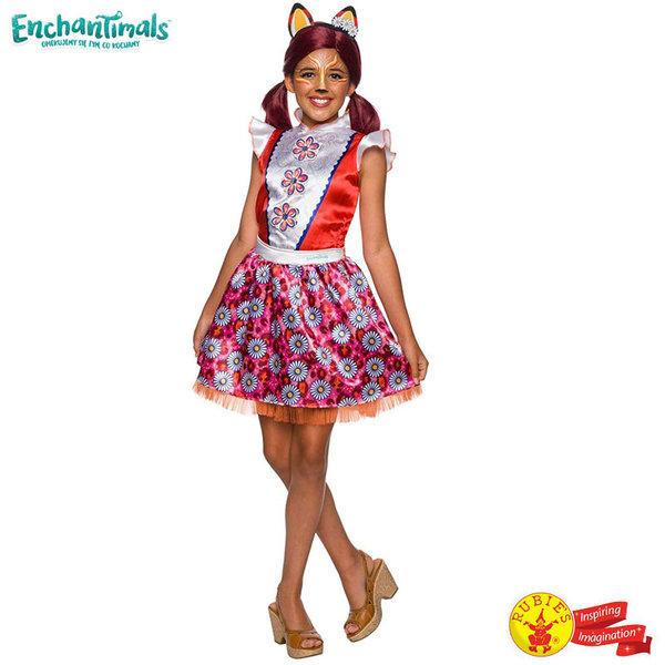 1Детски карнавален костюм ENCHANTIMALS Felicity Fox 641212